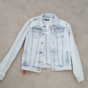 THEORY JEANS JACKET NEW W TAGS ATTACHED